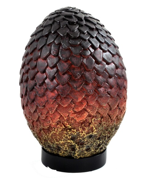 Game Of Thrones - Drogon Egg - Red - 8 Inch - NN0030