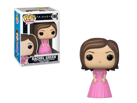 POP! Television: Friends - Rachel in Pink Dress #1065#
