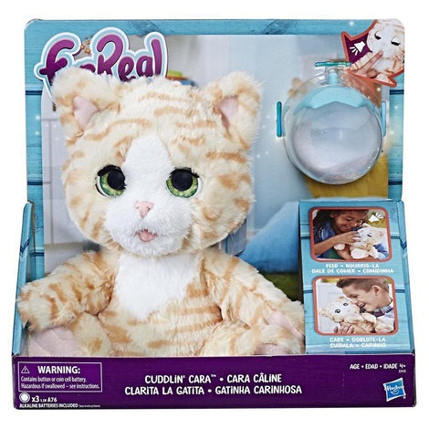 Furreal Feed And Care Γατούλα Cuddlin Cara - E0418