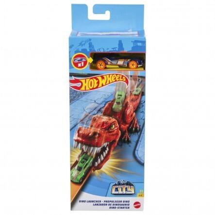 Hot Wheels City Launchers - GVF41