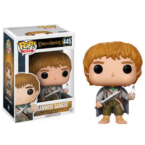 POP Φιγούρα Vinyl Samwise Gamgee (Lord of the Rings)  #445