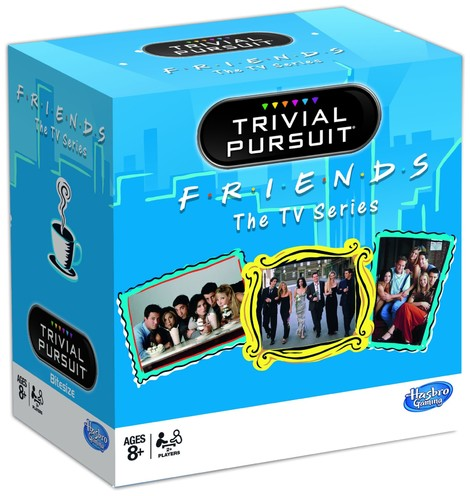 Trivial Pursuit - Friends Edition - WIMO-027342