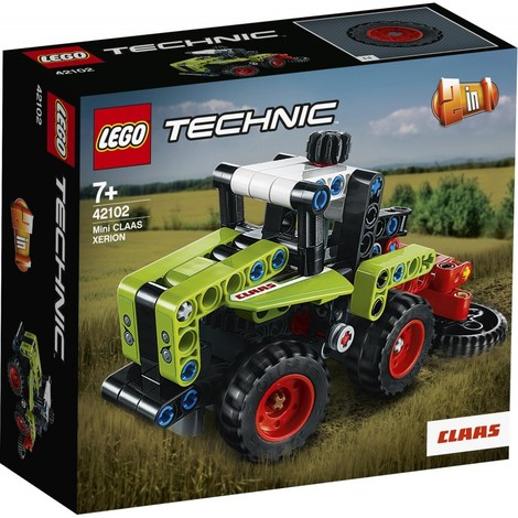 Technic Mini CLAAS XERION - 42102