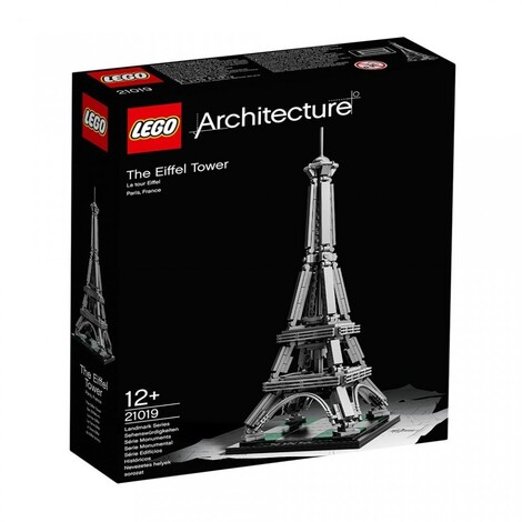 LEGO Architecture The Eiffel Tower - 21019
