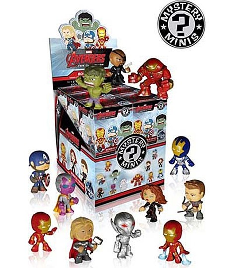 POP blind box Age of Ultron (Avengers) - Funko 04724