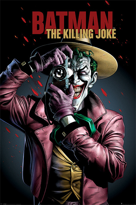 Batman (The Killing Joke Cover) - 61 x 91.5cm