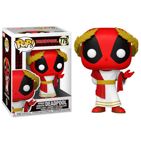 POP!Marvel Deadpool 30th - Roman Senator Deadpool  #779#