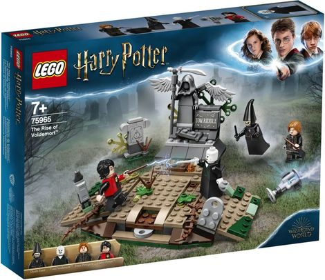LEGO Harry Potter The Rise Of Voldemort  (LE75965)