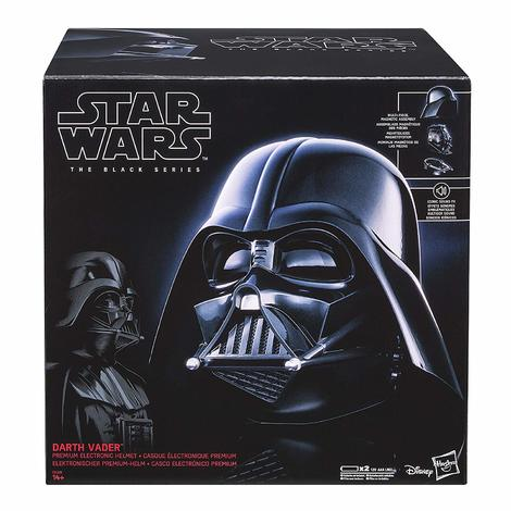 Star Wars Black Series Premium Electronic Helmet Darth Vader