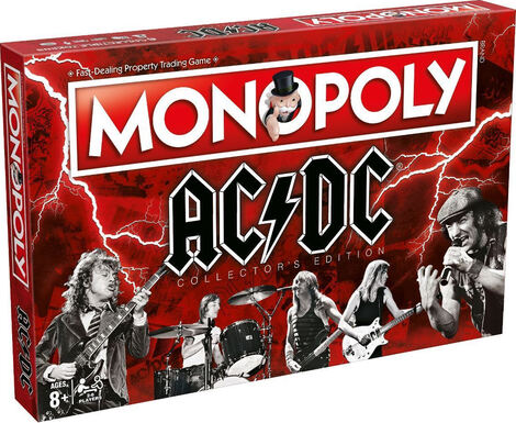 AC/DC Monopoly - WIMO-033152