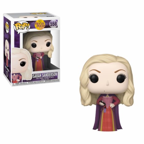 POP! Φιγούρα Vinyl Sarah with Spider (Hocus Pocus) #558#