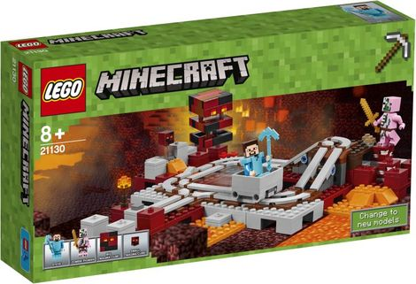 LEGO Minecraft The Nether Railway - 21130