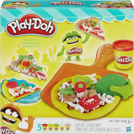 Play-Doh Pizza Party - B1856