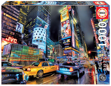 Puzzle Educa 1000τεμ Times Square New York