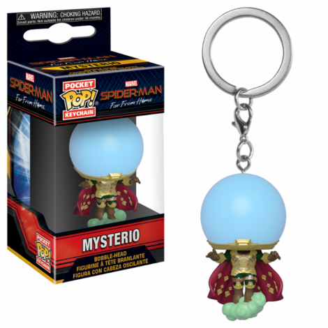 POP! μπρελόκ Mysterio (Spiderman: Far From Home)