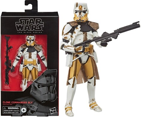 Φιγούρα Star Wars Black Series - Clone Commander Bly - E6064