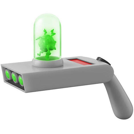 Toy Portal Gun (Rick & Morty) – (889698229586)