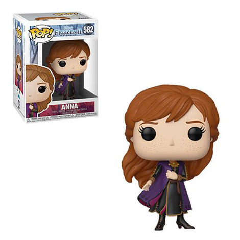 POP! Φιγούρα Disney Frozen 2: Anna #582#
