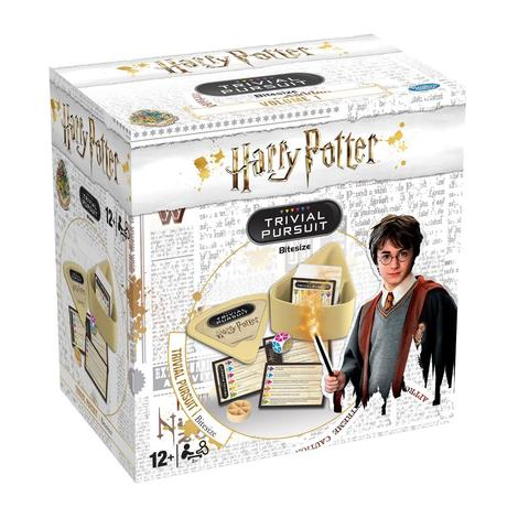 Trivial Pursuit - Harry Potter White Style - WIMO-036658