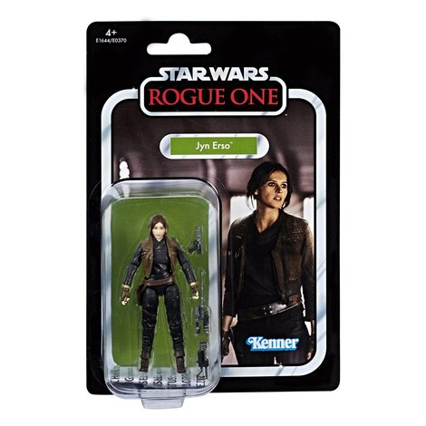 Star Wars - The Force Awakens Vintage Collection Jyn Erso - E1644