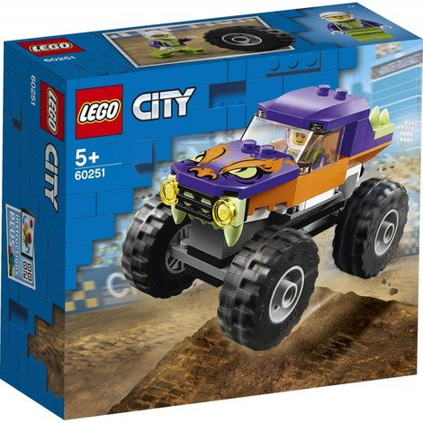 City Great Vehicles Monster Truck - 60251