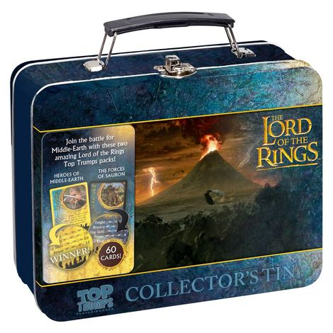 Lord Of The Rings Collector Tin Card Game