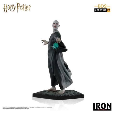 Harry Potter BDS Art Scale Statue 1/10 Voldemort 20 cm - IS71563