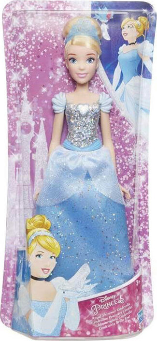 Disney Princess Royal Shimmer Cinderella - E4158