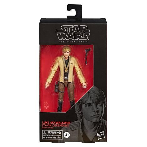 Φιγούρα Star Wars -The Black Series - Luke Skywalker Action Figure (15cm) - E4086
