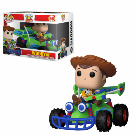 POP! Φιγούρα Vinyl Woody with RC (Toy Story)  #56#