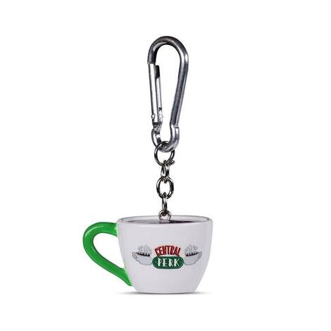 Friends 3D-Keychain Central Perk 4 cm - RKR39124