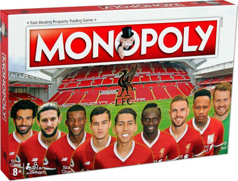 Monopoly Liverpool FC Edition - WIMO-032834
