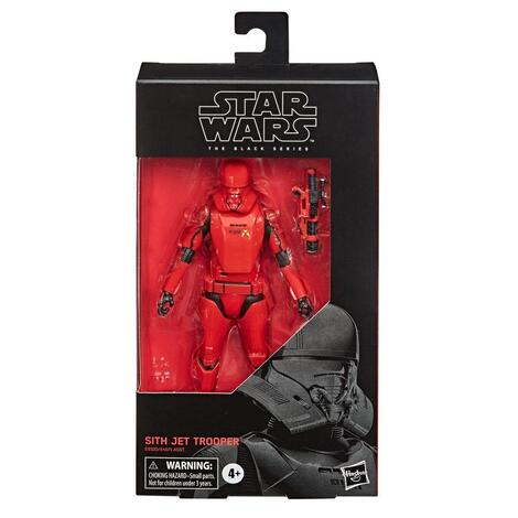 Φιγούρα Star Wars: Black Series  - Action Figure 15cm -  Sith Jet Trooper - E9320