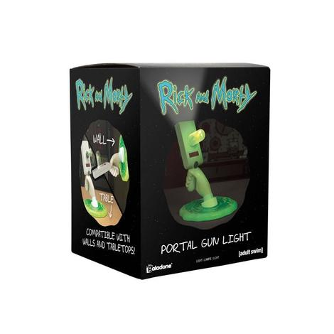 Rick & Morty LED-USB-Light Portal Gun - PP4845RM