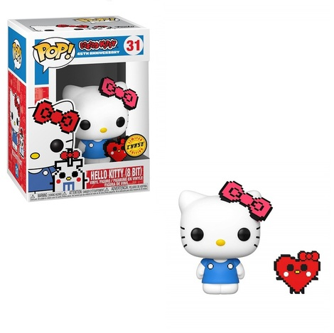 POP! Sanrio - 8-Bit Hello Kitty Chase Limited Edition #31#