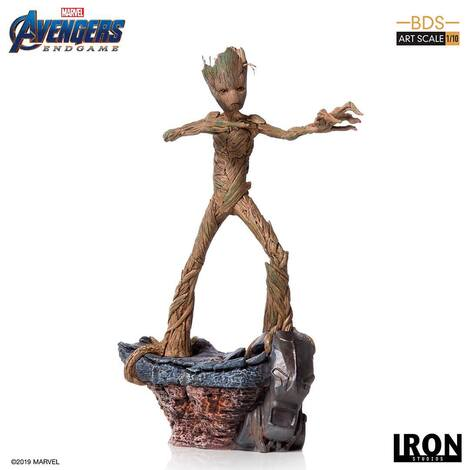 Avengers: Endgame BDS Art Scale Statue 1/10 Groot 24 cm - IS89960