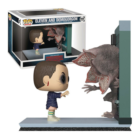 POP! Movie Moments: Eleven & Demogorgon #727# (Stranger Things)