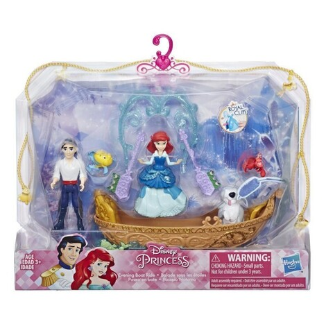 Disney Princess Evening  Ariel And Prince Eric - E2972