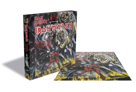 Iron Maiden Puzzle The Number of the Beast 500pcs - PHRSAW001PZ