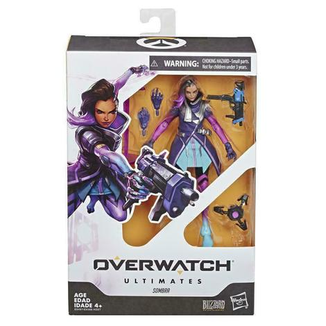 Overwatch Ultimates Core Action Figure Sombra 15 cm - E6487