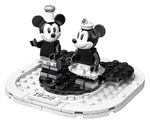 Lego Ideas Mickey Mouse Disney  Streamboat Willie - 21317
