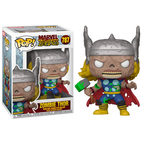 POP!Marvel Zombies - Thor  Bobble-Head #787#