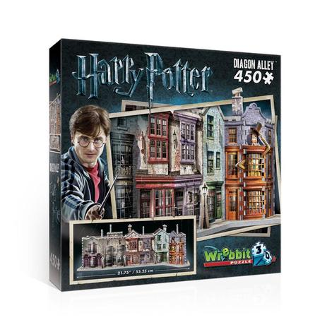 Puzzle 3D Harry Potter Diagon Alley - WR001010