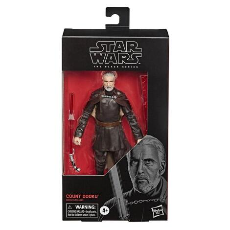 Φιγούρα Star Wars: Black Series - Action Figure 15cm - Count Dooku - E8072