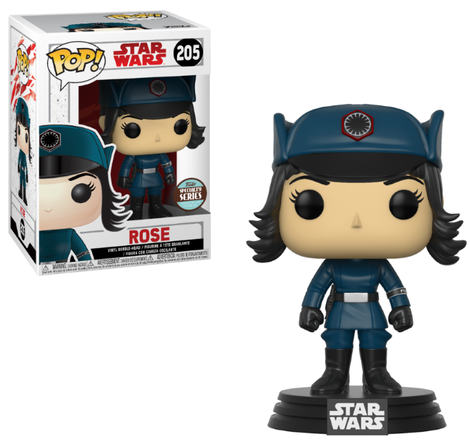 POP! Φιγούρα Vinyl Rose in Disguise (Star Wars) #205