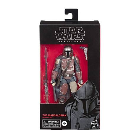 Star Wars The Mandalorian Black Series Action Figure The Mandalorian 15 cm - E6959