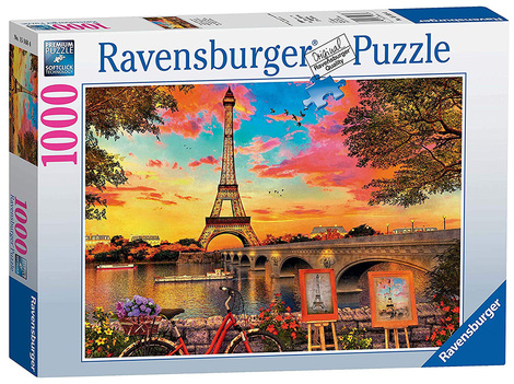 Ravensburger Puzzle  1000 Τεμ. ΠΑΡΙΣΙ (05-15168)