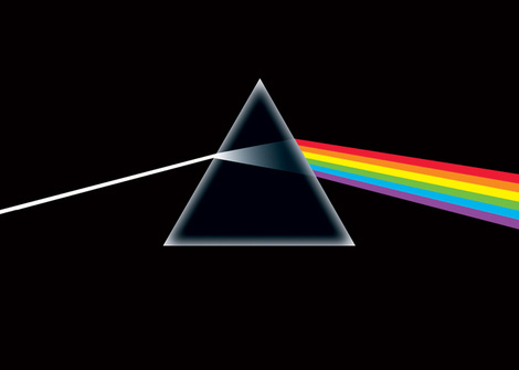 Pink Floyd (Dark Side of the Moon) - 61 x 91.5cm