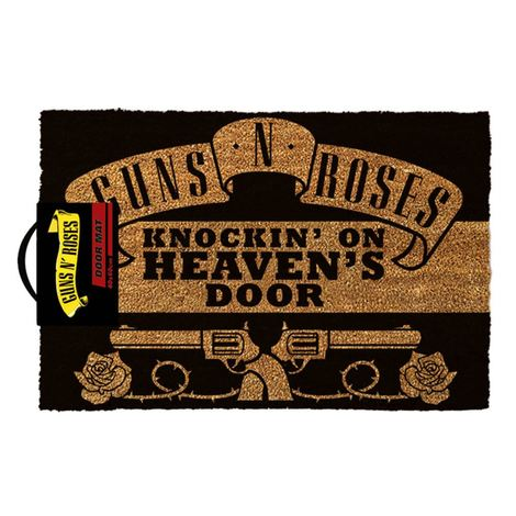 Guns N' Roses (Knockin' On Heaven's Door) Χαλάκι Εισόδου 40x60cm