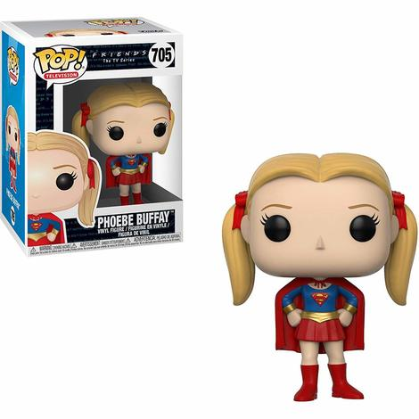 POP! Φιγούρα Vinyl Phoebe as Supergirl (Friends) #705#